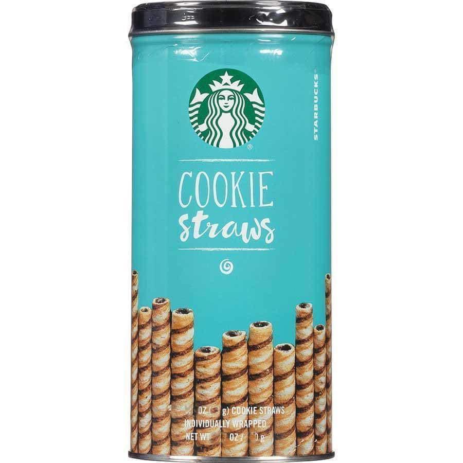 美國🇺🇸直送 Starbucks朱古力曲奇飲管
