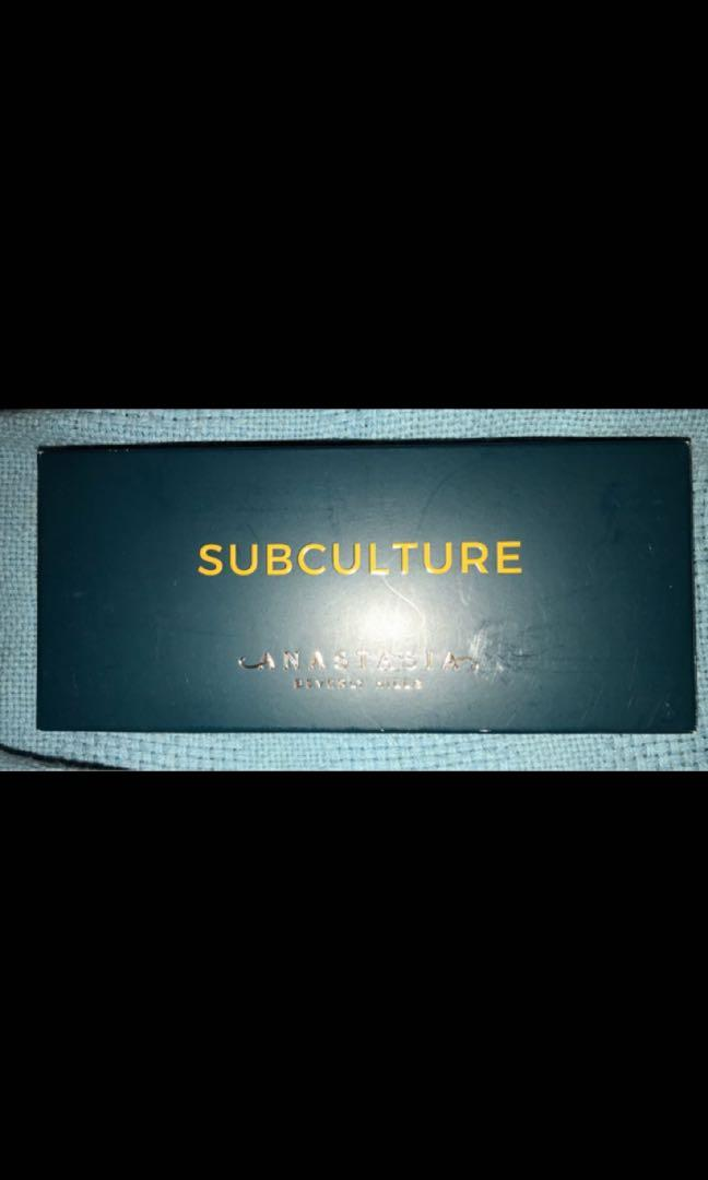 Abh : subculture  palette