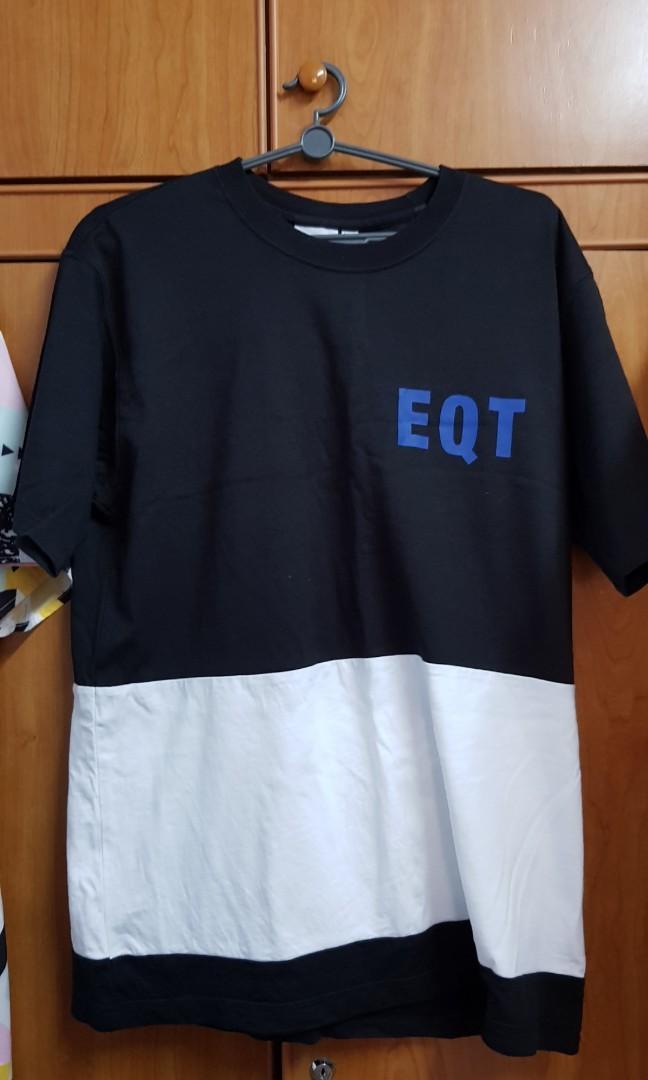 Resistencia comunicación Resbaladizo  Adidas EQT shirt, Men's Fashion, Clothes, Tops on Carousell