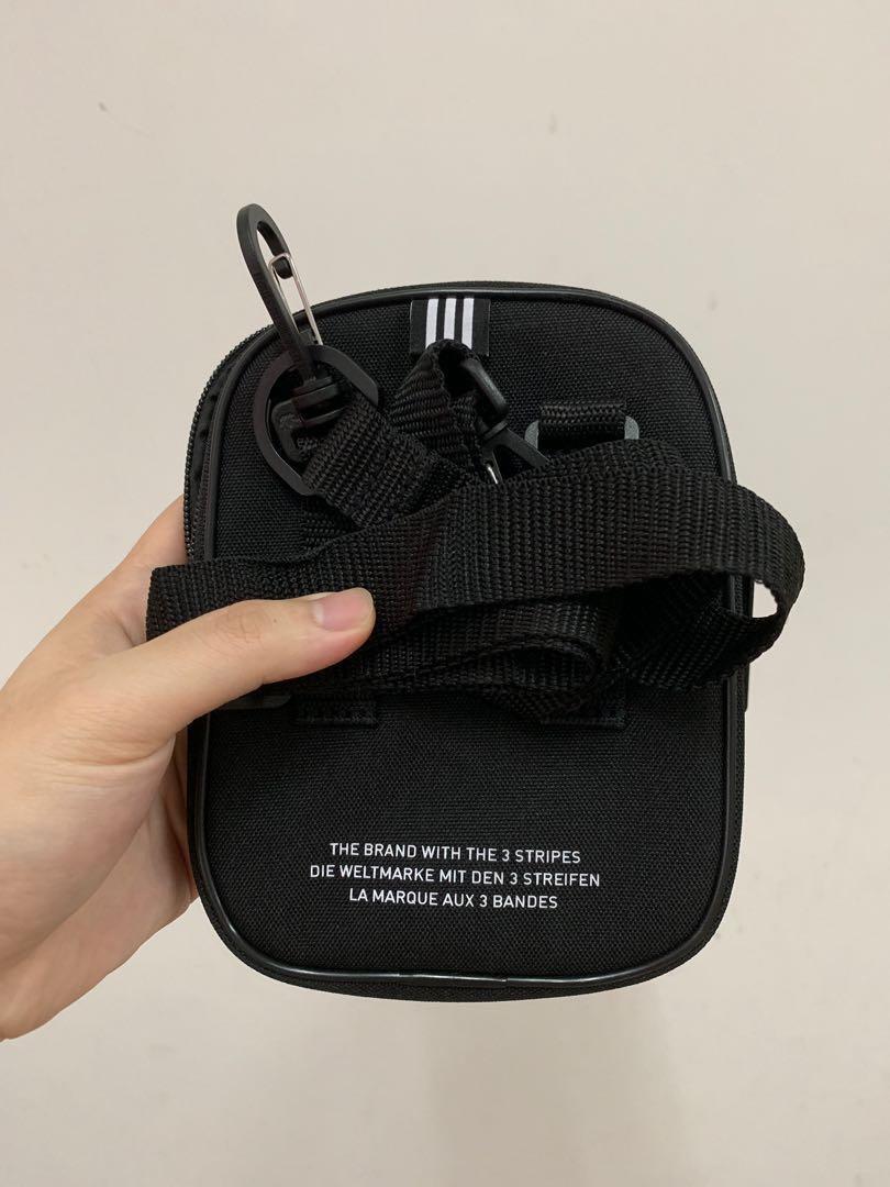 adidas trefoil festival sling bag