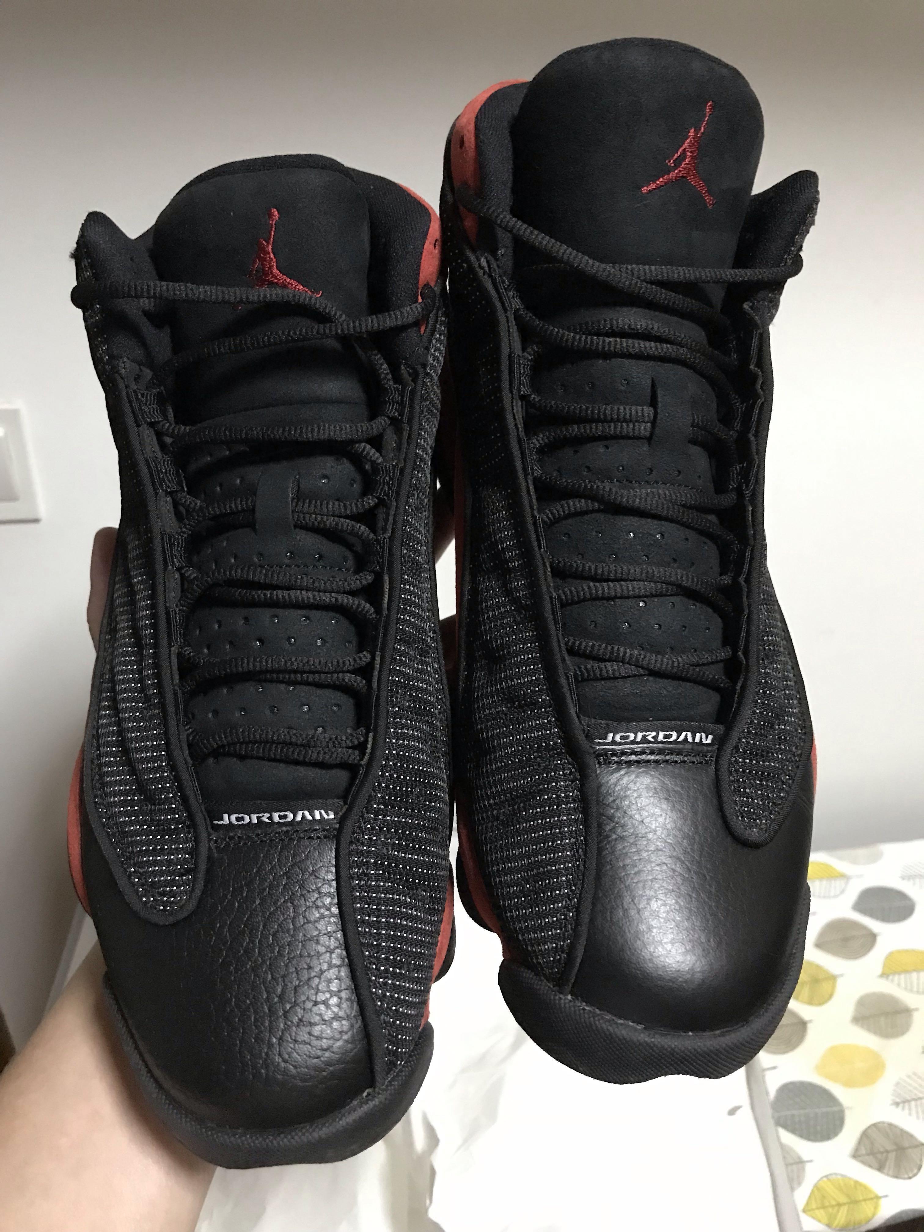 Air Jordan 13 Bred size US10.5, Men's