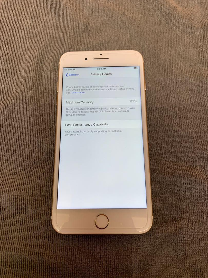 Apple iPhone 7 Plus 128gb gold, Mobile Phones & Tablets