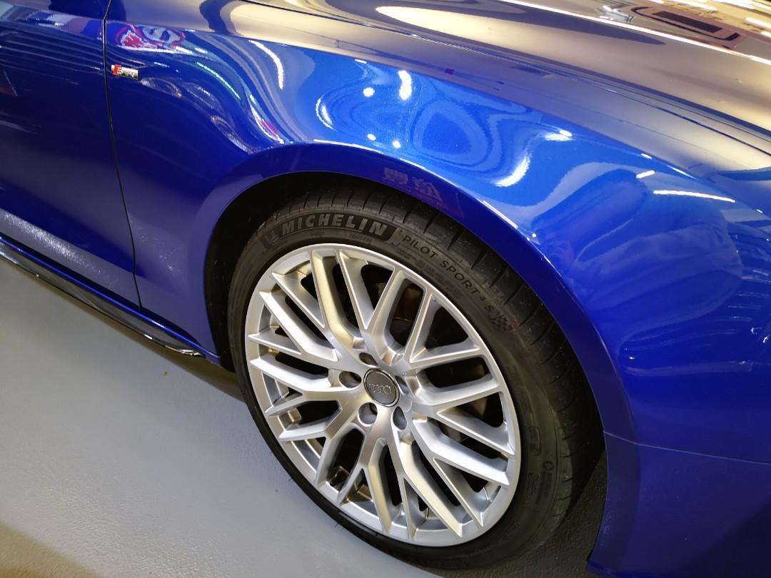 AUDI A5 1.8T SPORTBACK 2016 sline