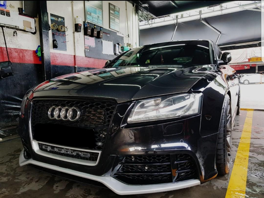 Audi A5 Sportback 2.0 TFSI quattro S tronic DSG 5-Dr Auto