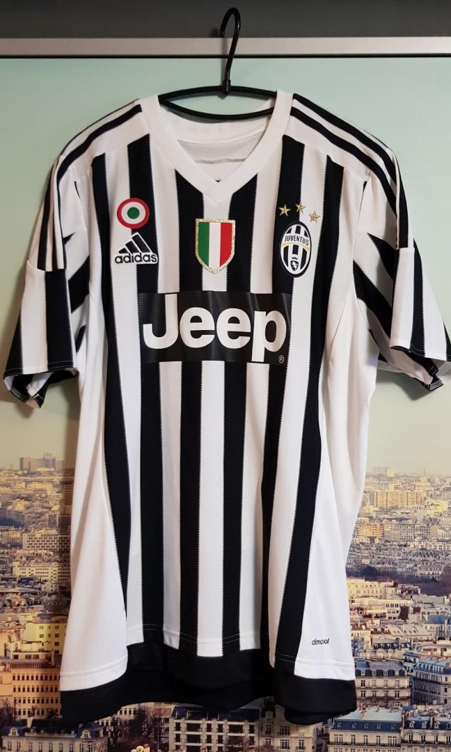 huge discount e292d bc1e8 Juventus Morata Jersey, Sports, Sports Apparel on Carousell