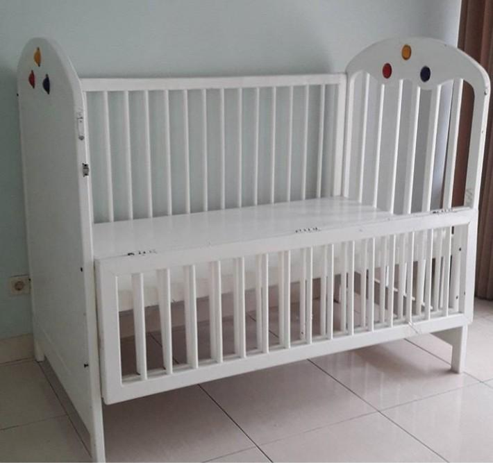Baby Crib/Ranjang Bayi