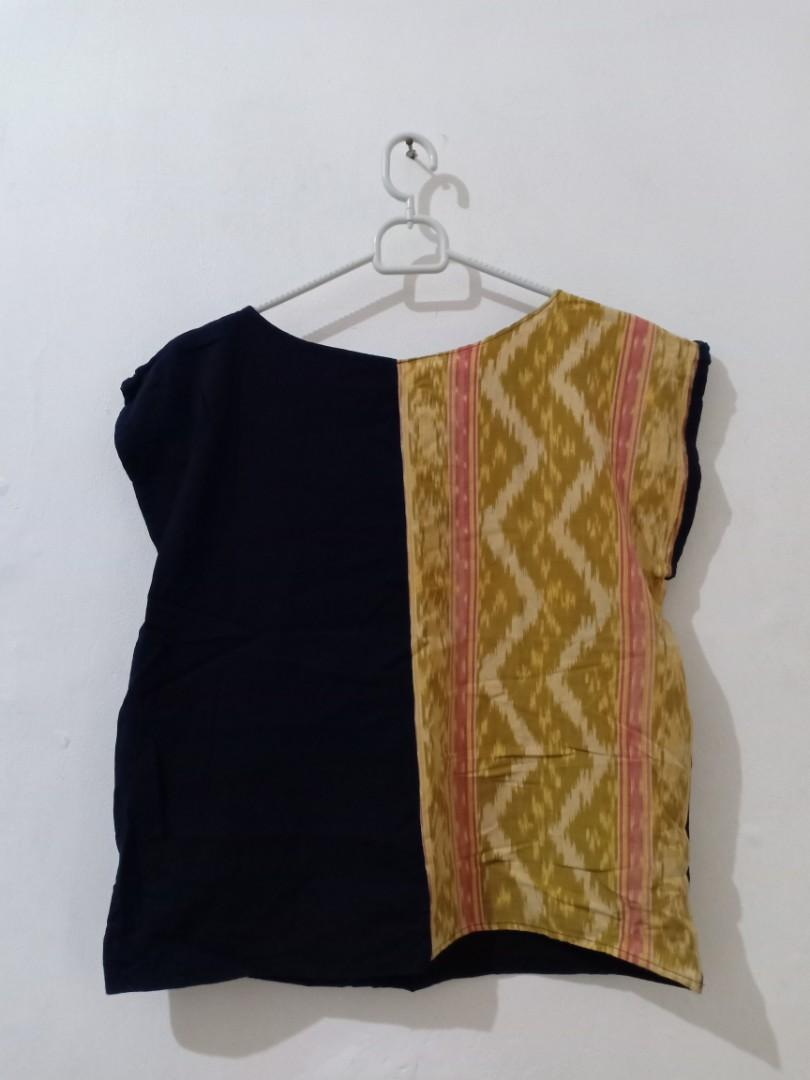 #BAPAU Batik Top Bagaya