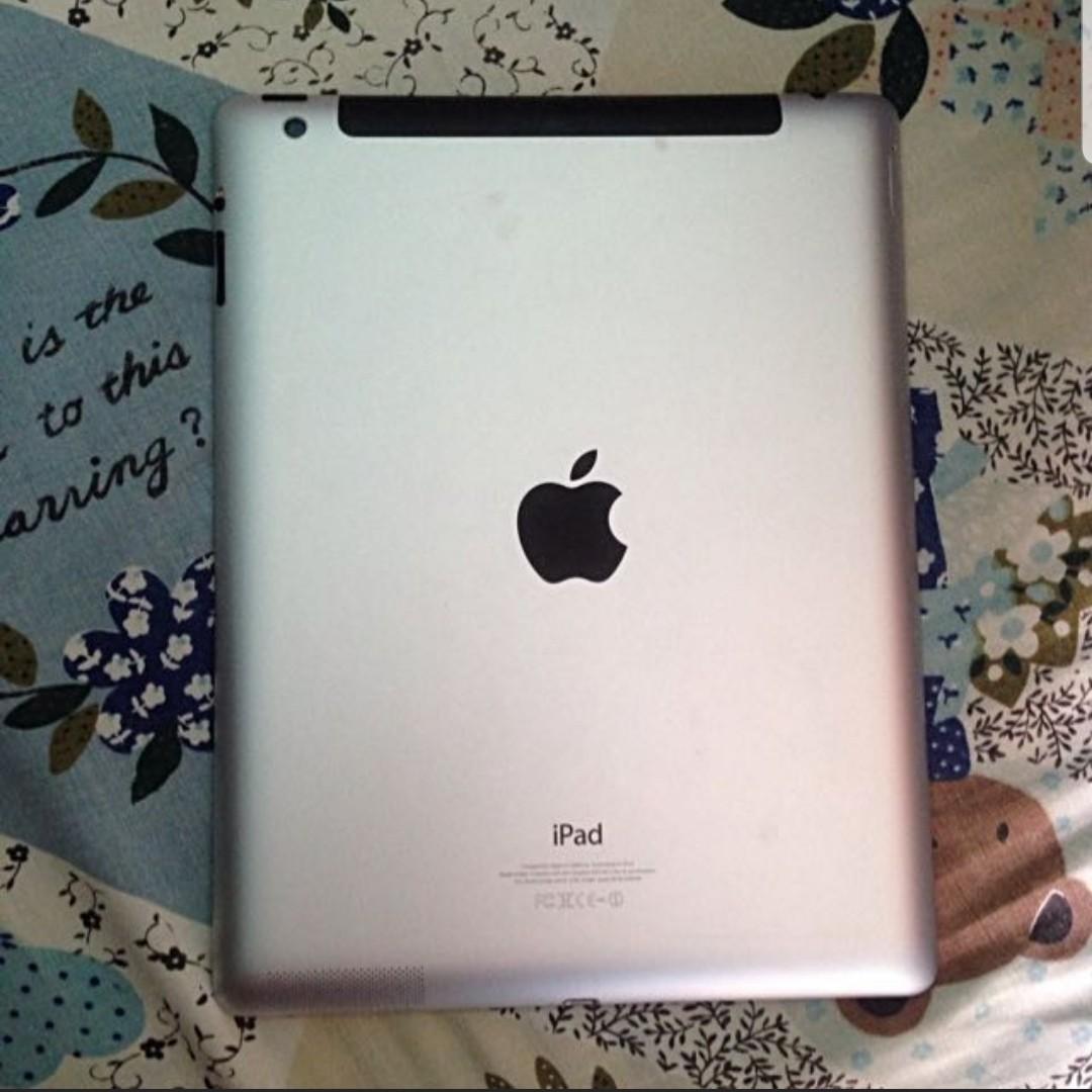 #BAPAU Jual Santai iPad 3