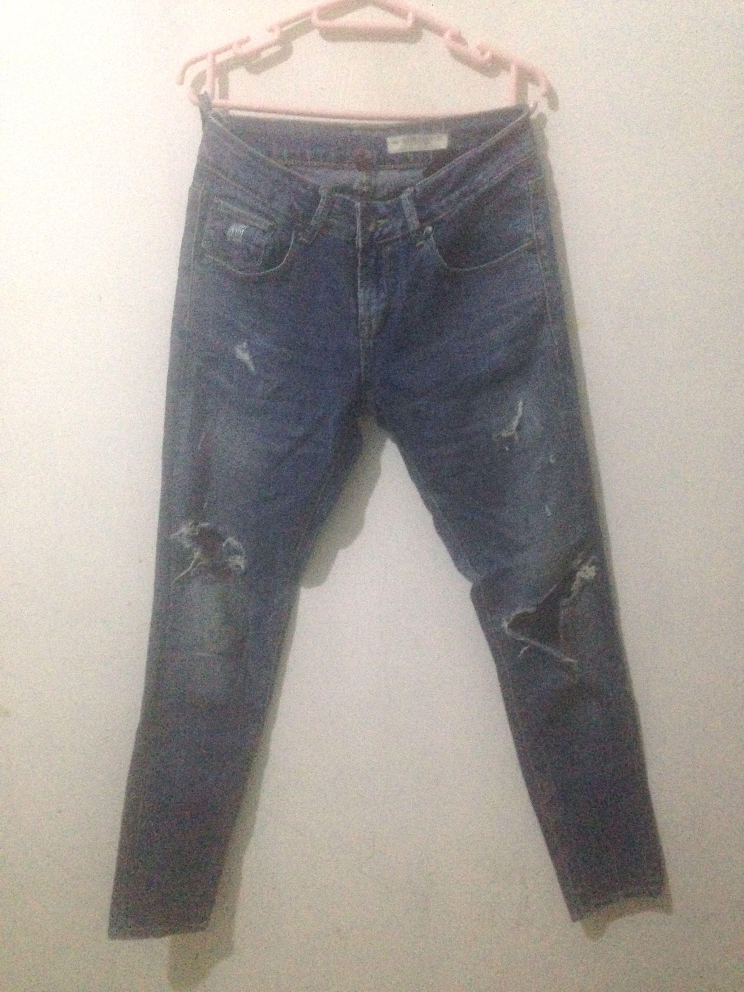 #BAPAU Ripped Jeans