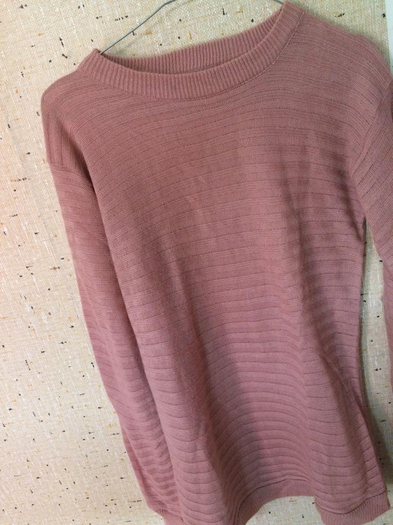 #BAPAU sweater pull&bear