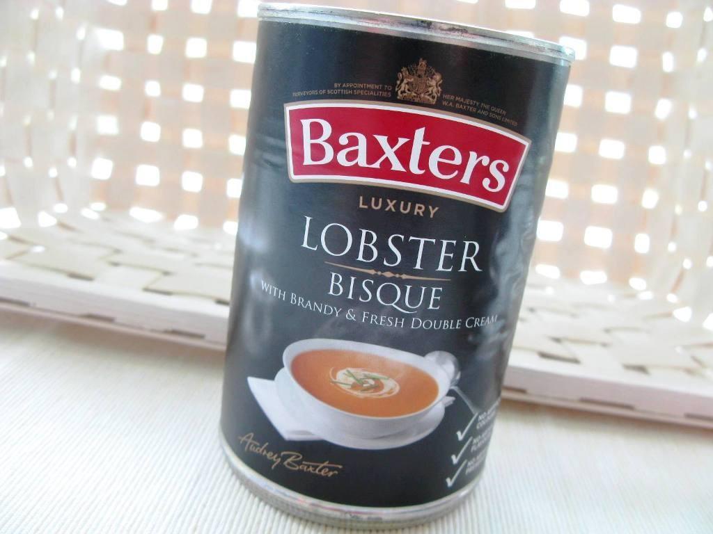 Baxters 龍蝦湯, 多罐