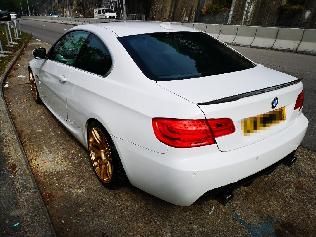 BMW 335I COUPE 2010