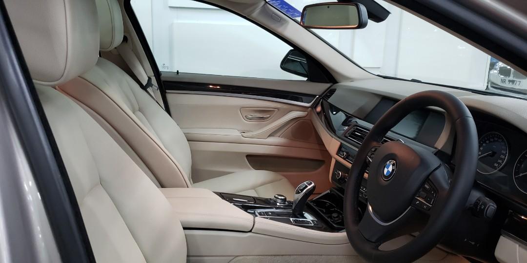 2012 BMW 520I (1997cc)