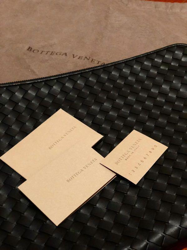Bottega Veneta Clutch / Document Holder