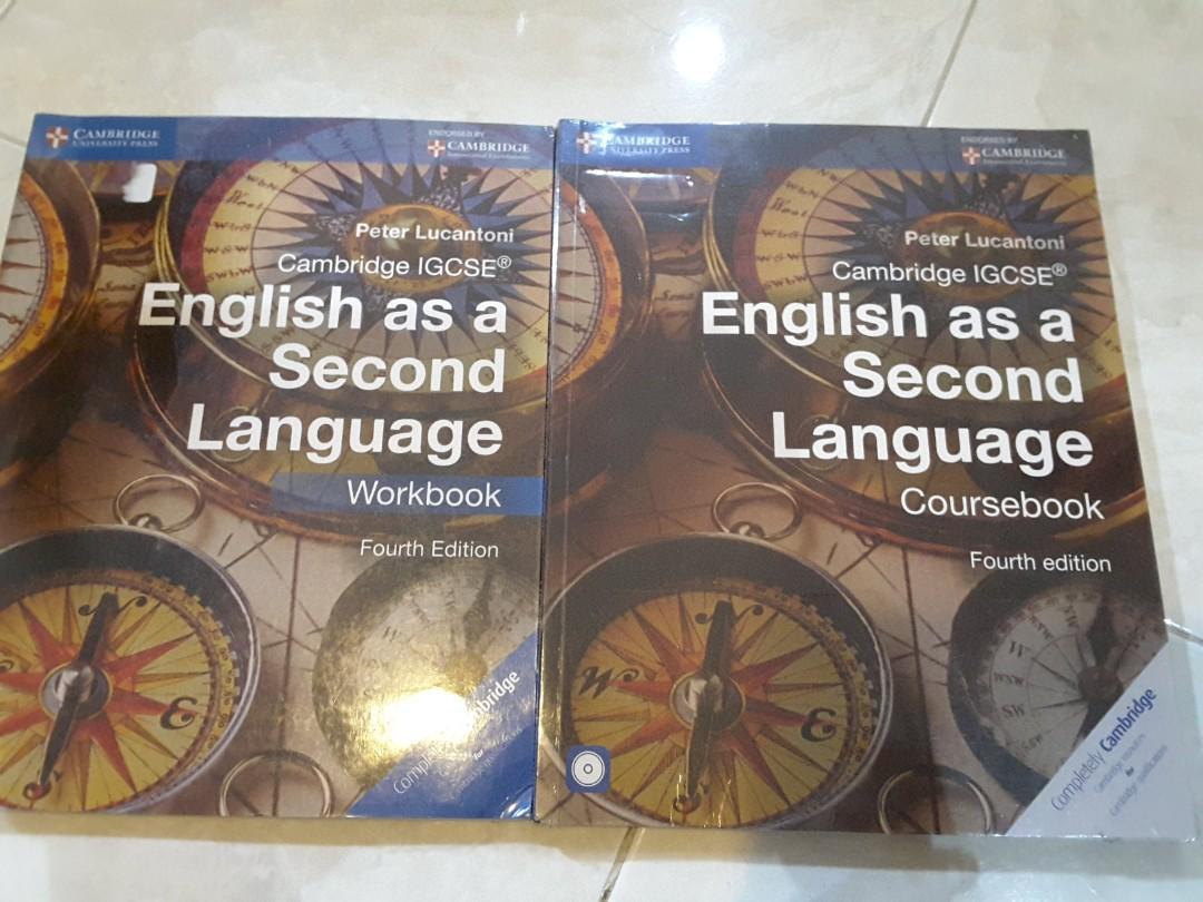 Buku english second language cambridge igcse