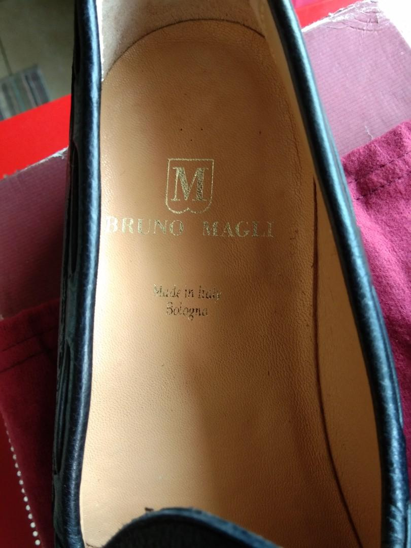 Burno magli mans shoes Italy