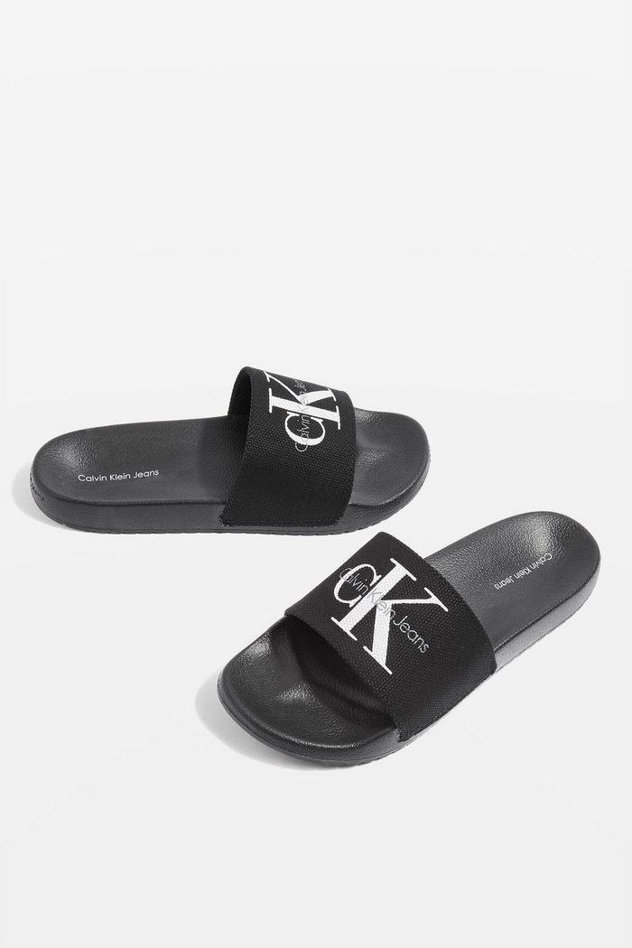 Calvin Klein Slides, Men's Fashion