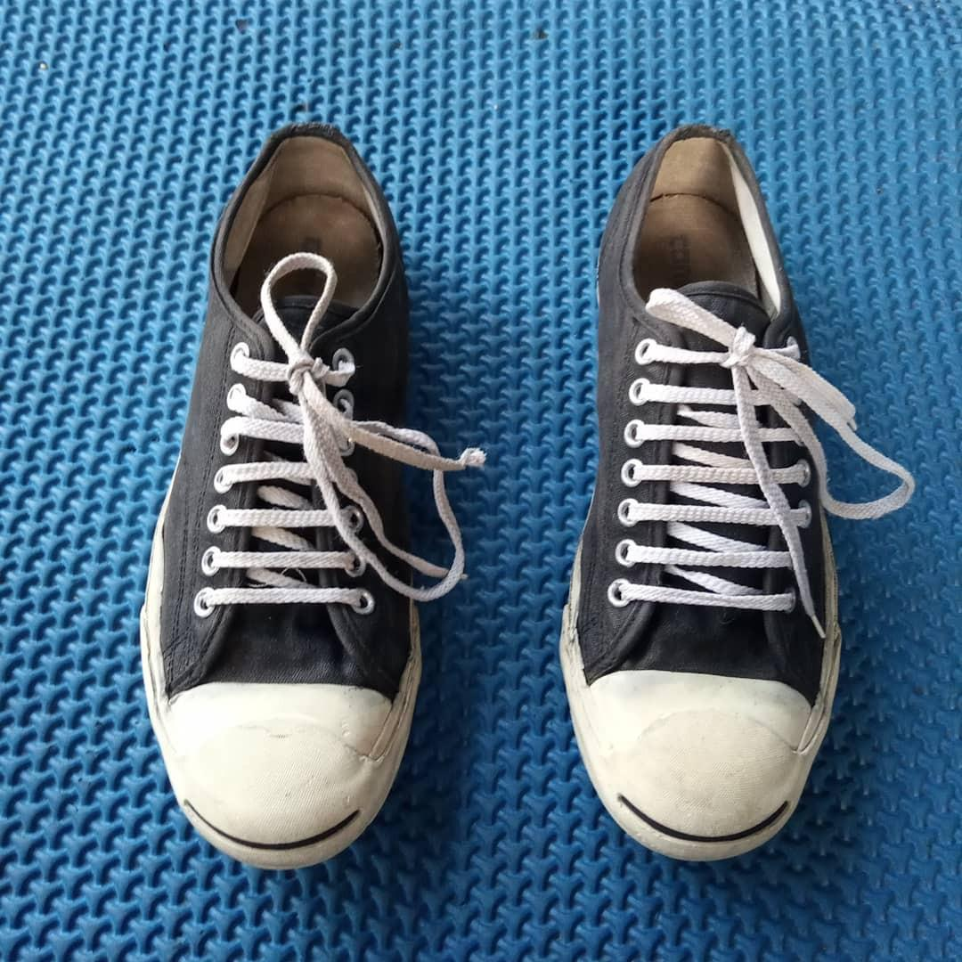 Converse jack purcell bw