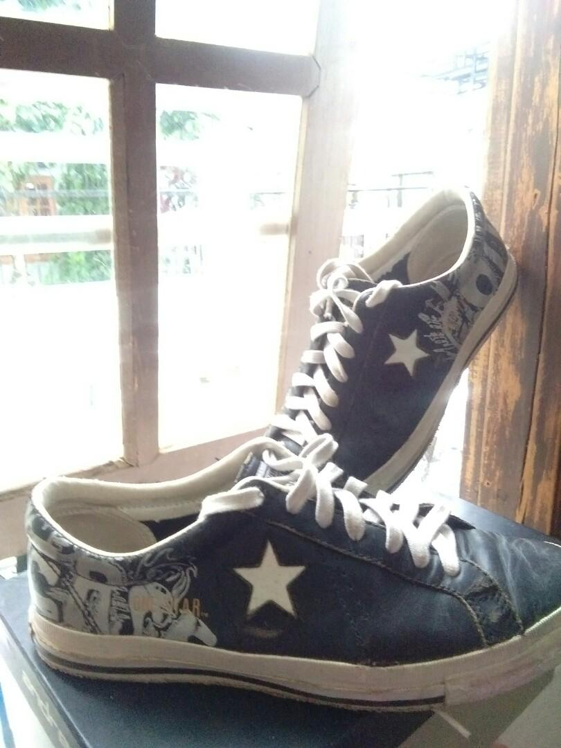 Converse one star original