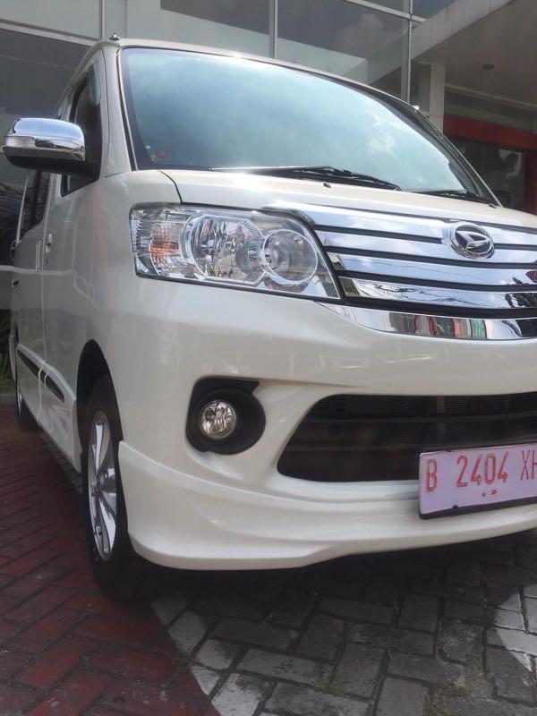 DP MURAH Daihatsu Luxio mulai 22 jutaan. Daihatsu Pamulang