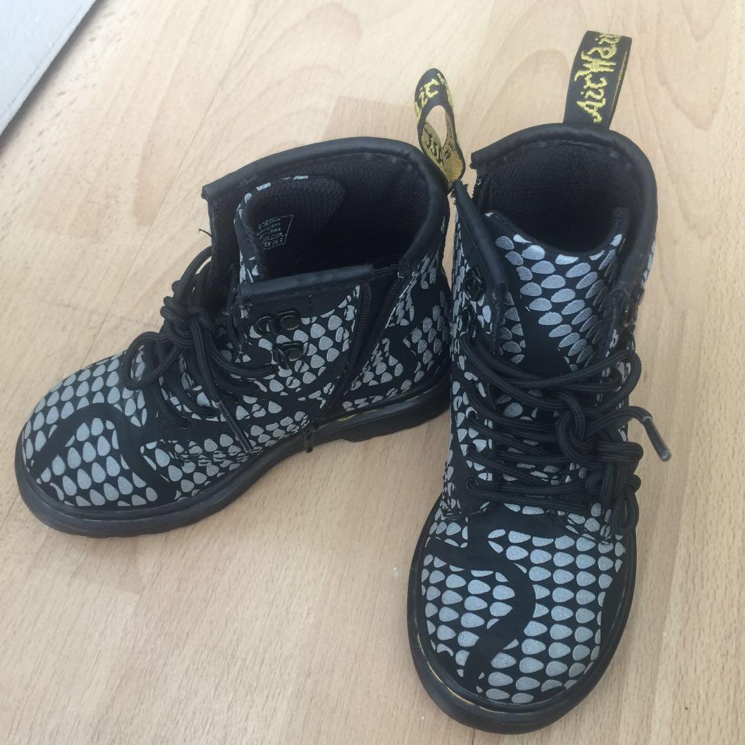 DR. MARTENS | PL Brooklee Boots | Size