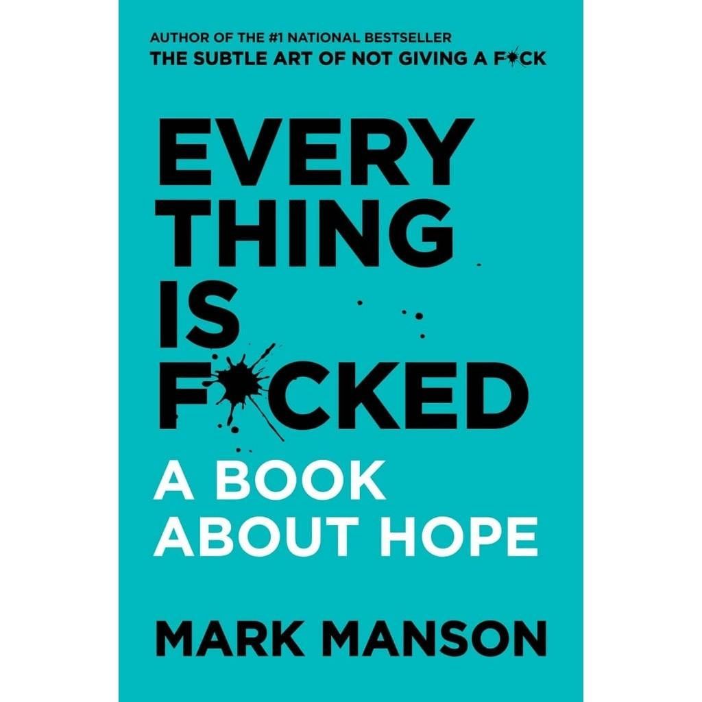 Ebook everything is fucked by Mark Manson