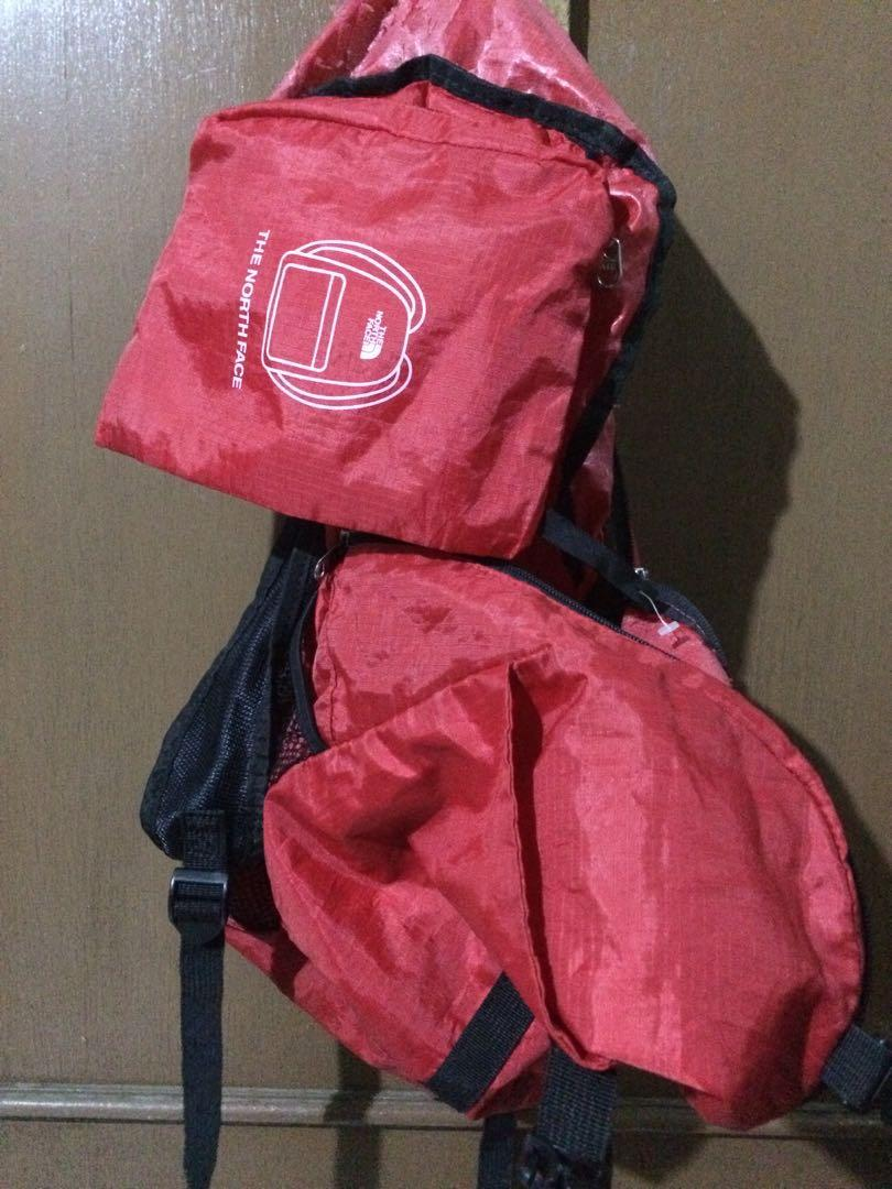 Foldable flyweight Backpack