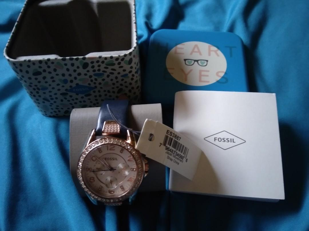 Fossil Watch for woman