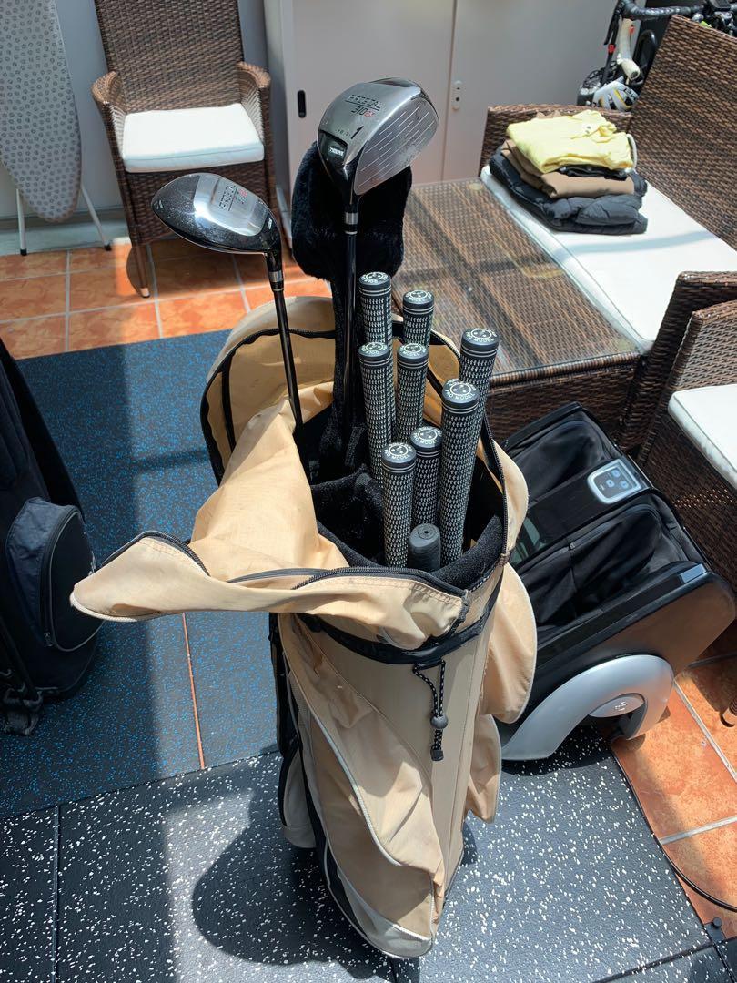 Golf set for women