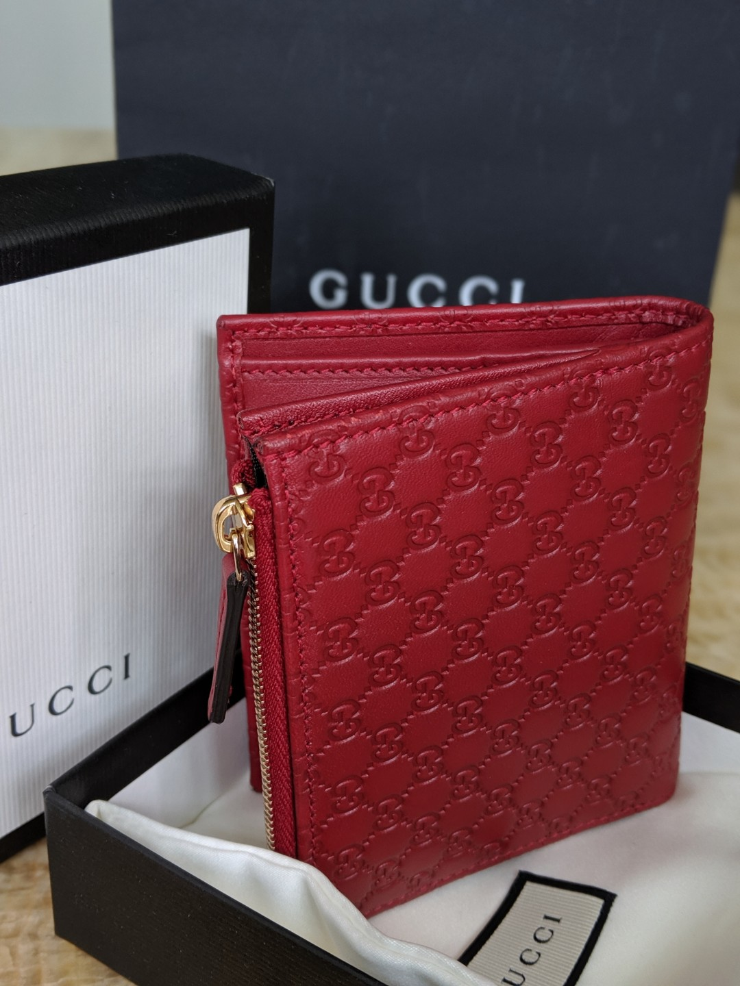 f3214910a GSS] Gucci Microguccissima Wallet, Women's Fashion, Bags & Wallets ...
