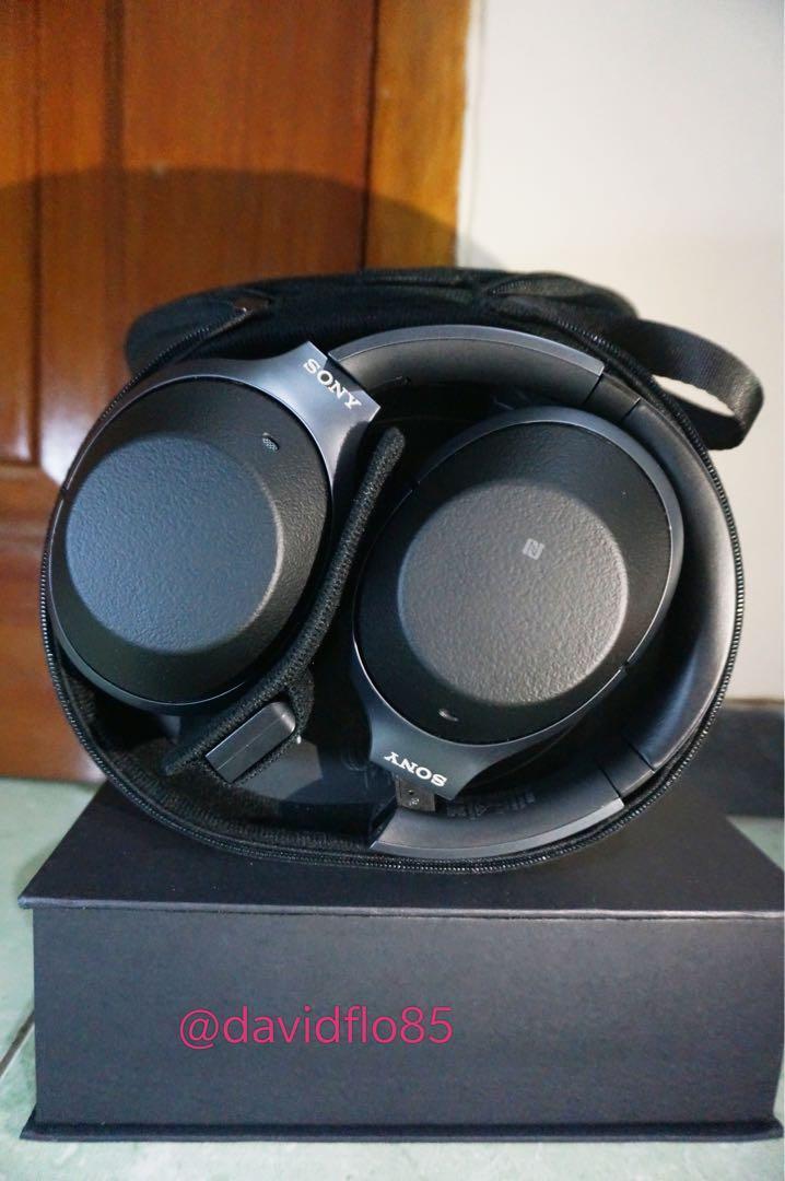 Headphone Sony 1000XM2