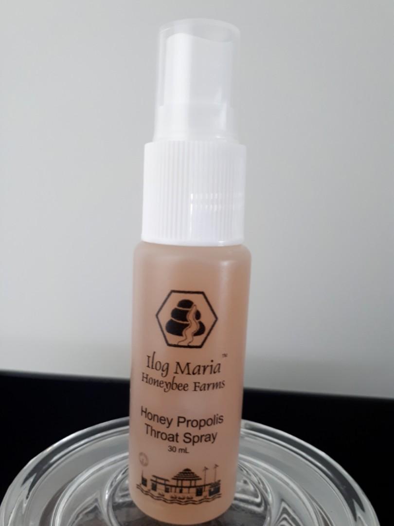 Urgent Sale: Honey Propolis Sore Throat Spray, Health