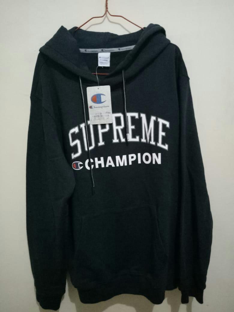 Hoodie ChampionxSupreme