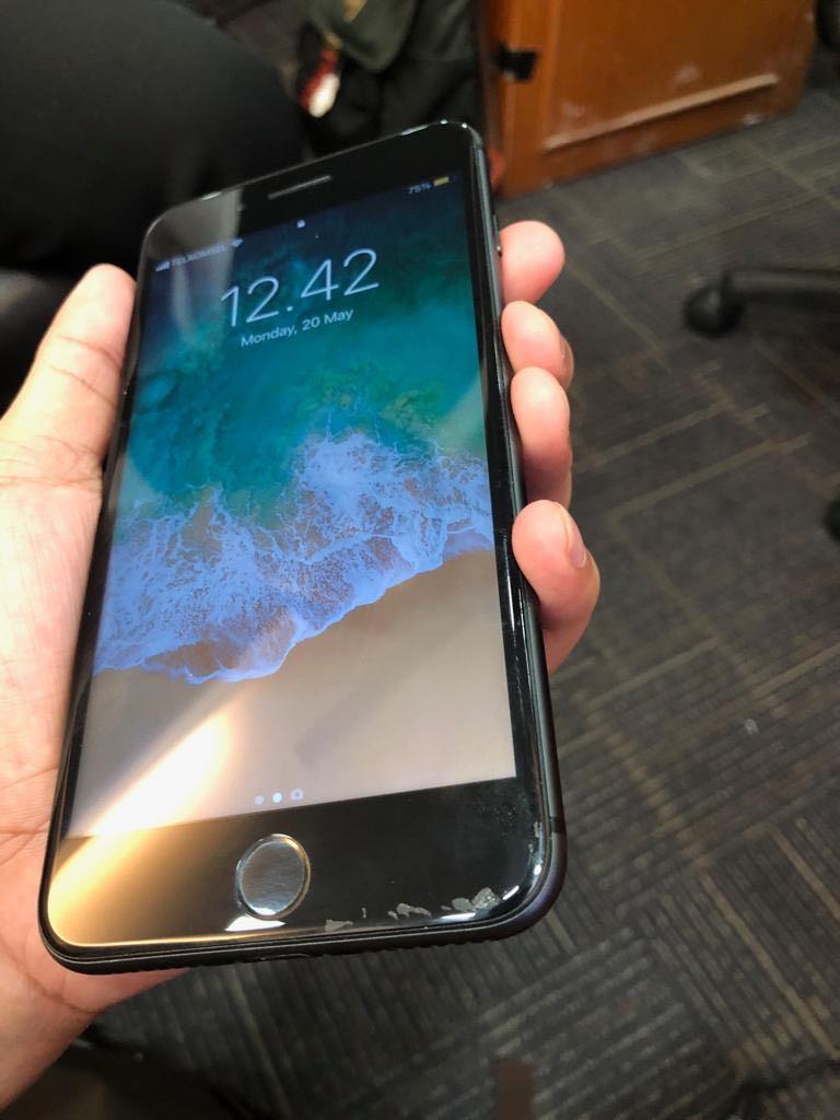 Iphone 8 plus garansi ibox