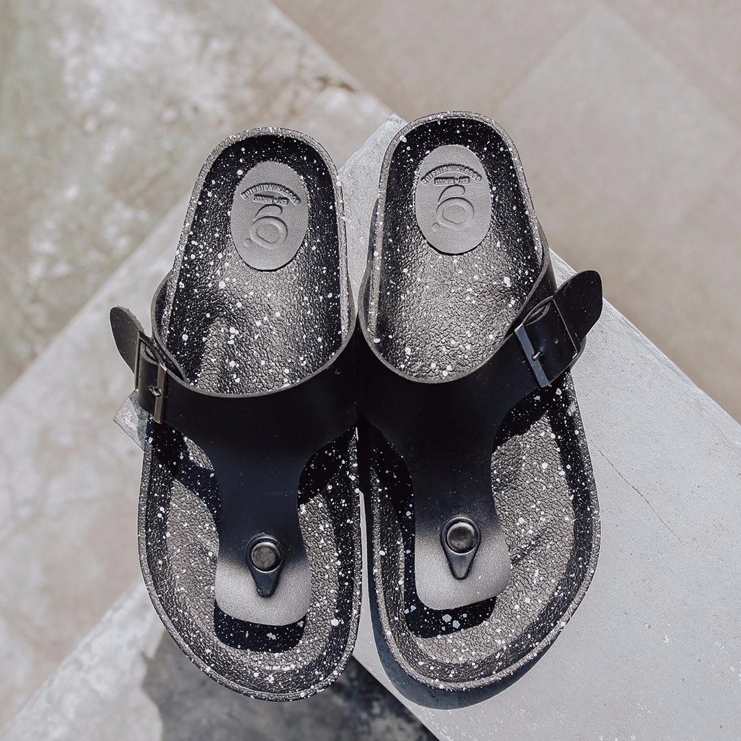 Kit Black Sandal