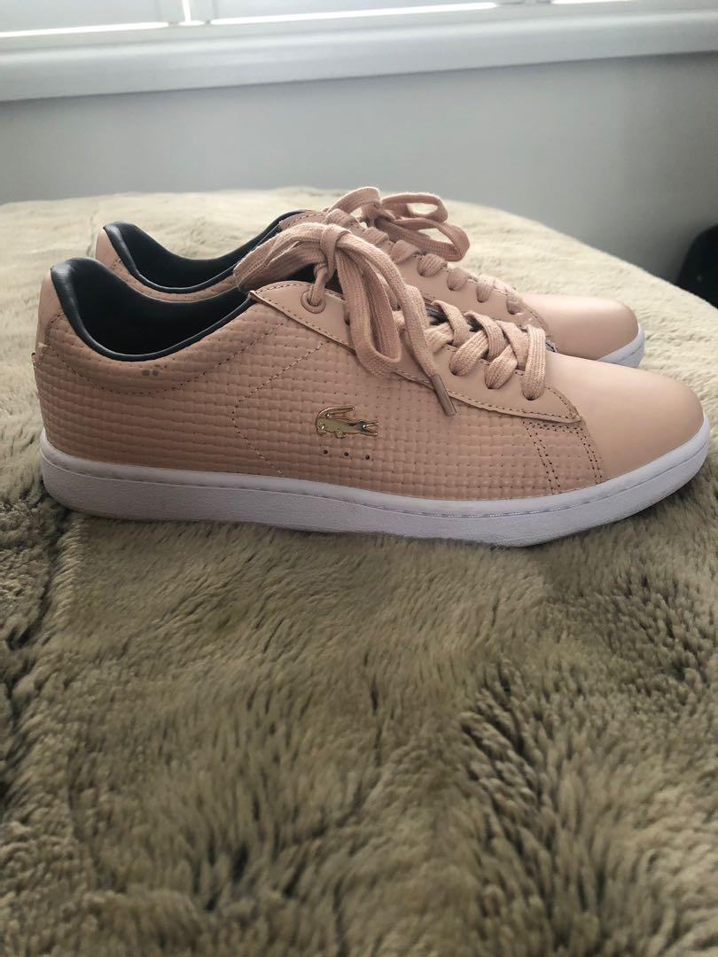 Lacoste Shoes in Pink