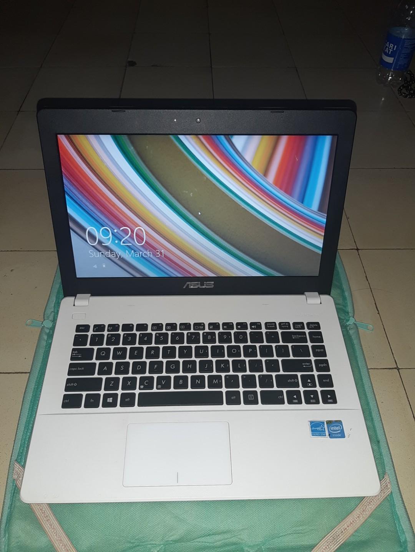 Laptop Asus X415MA