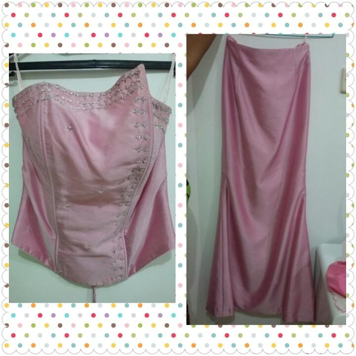 Long dress for party