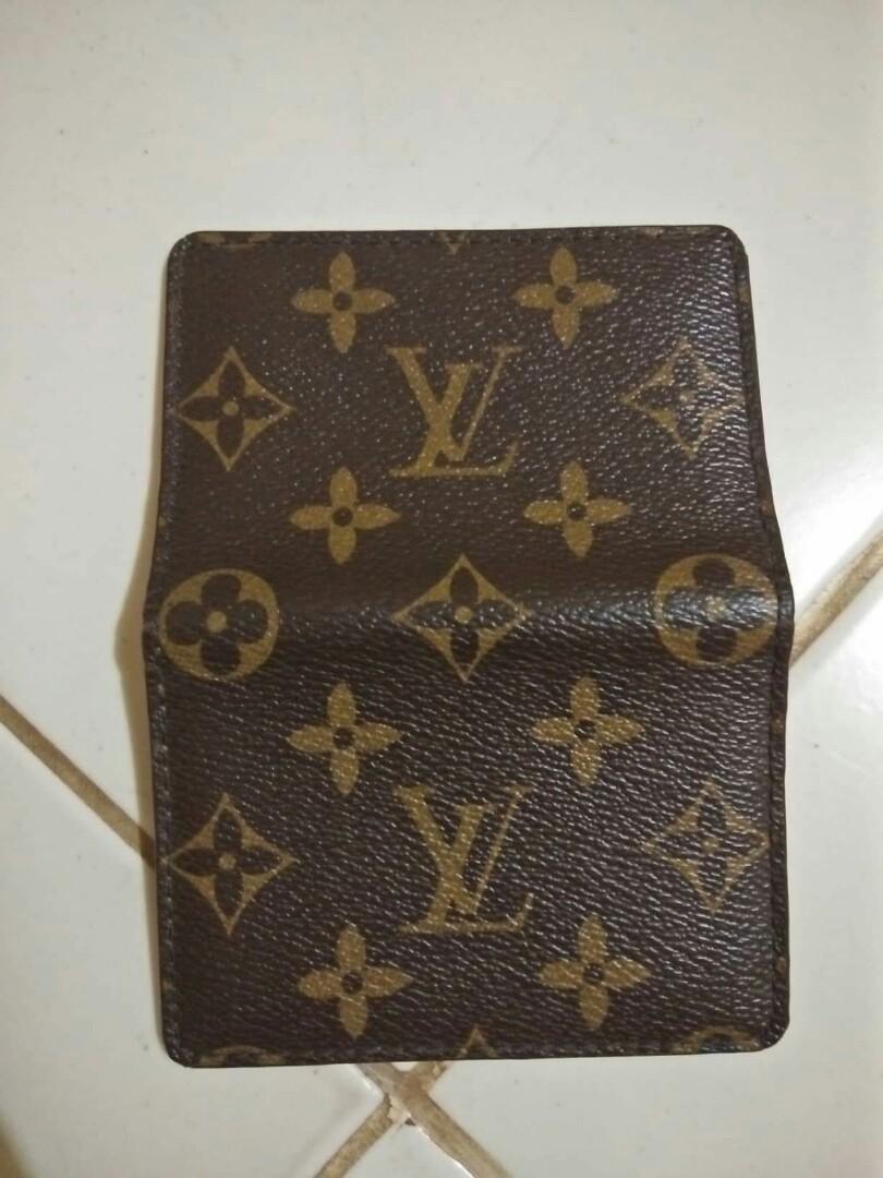 Louis Vuitton card holder