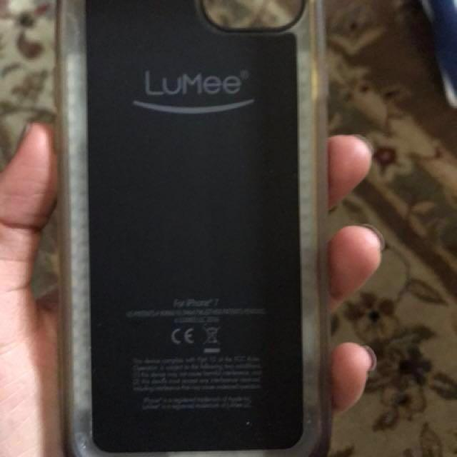 Lumee duo case iphone 6, 6s, 7, 8