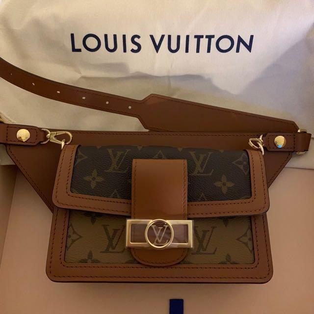 84c46bc70d LV Louis Vuitton Dauphine, Luxury, Bags & Wallets, Handbags on Carousell
