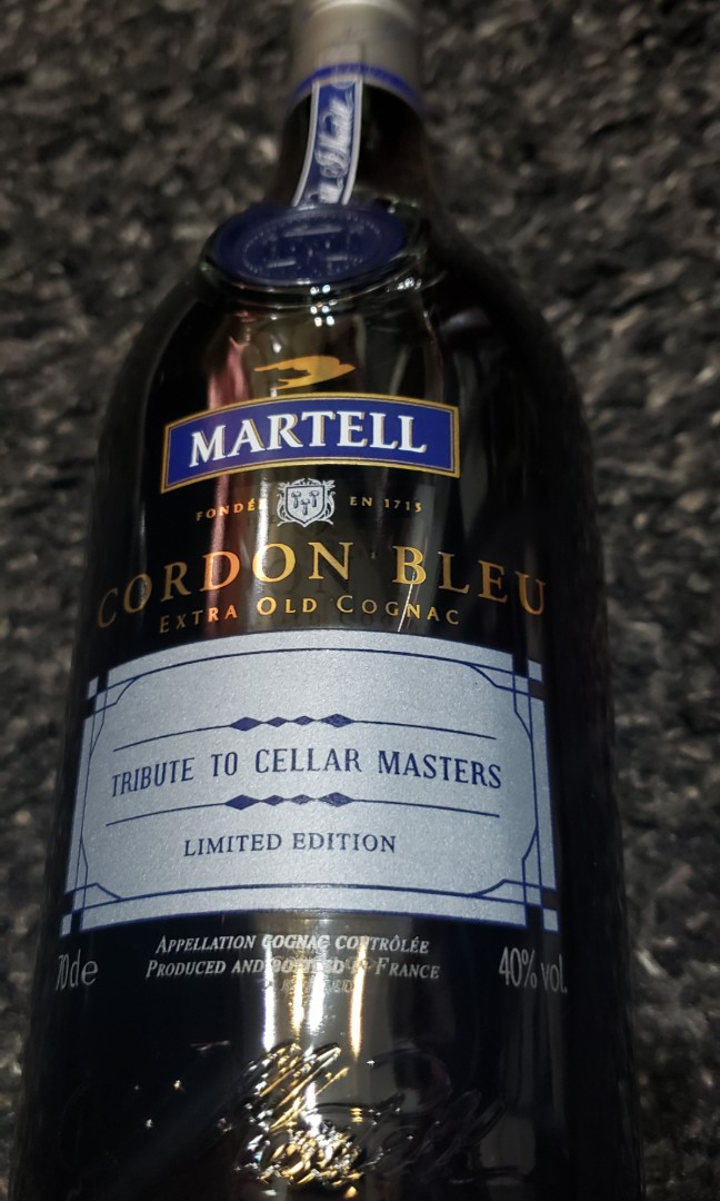 Martell Tribute to Cellar Master 700ml