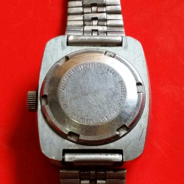 Matina Watch Automatic Vintage