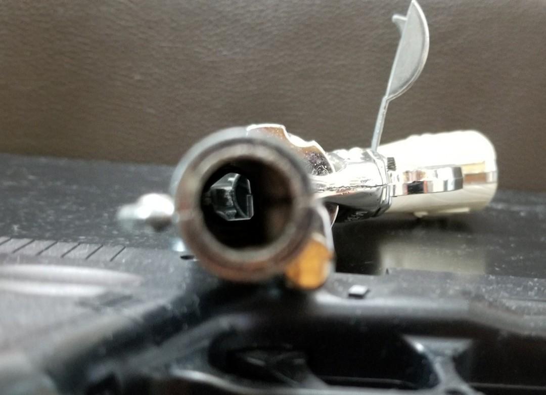 Mattel vintage Lone Ranger revolver中古蒙面俠牛仔cap槍