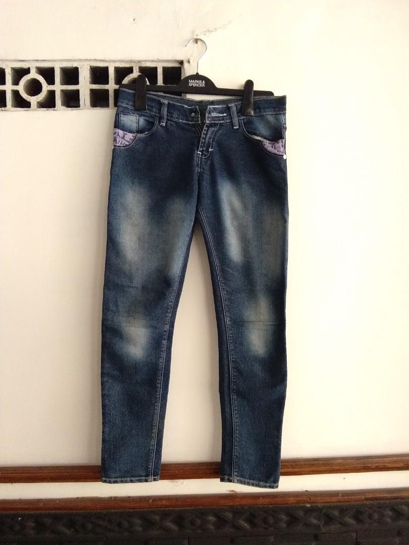 #mauvivo Celana Jeans
