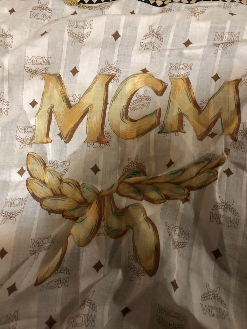 Mcm scarf