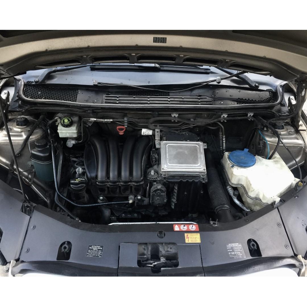 Mercedes Benz B170 AVANTGARDE HIGHSPEC(CBU) 1.7(A)