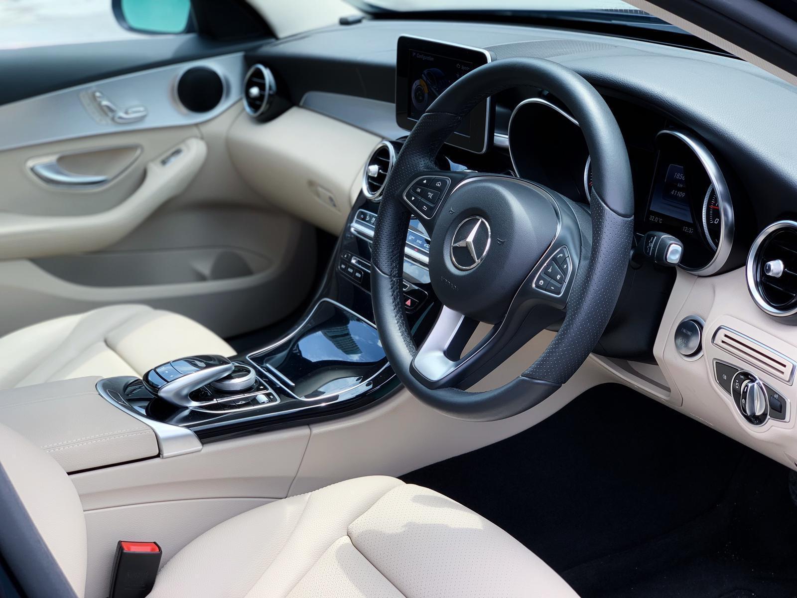 Mercedes-Benz C180 Avantgarde Auto