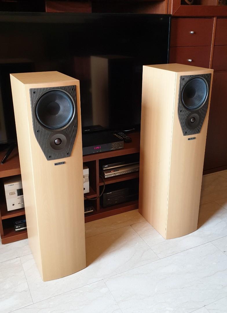 Mission M73 Loudspeakers