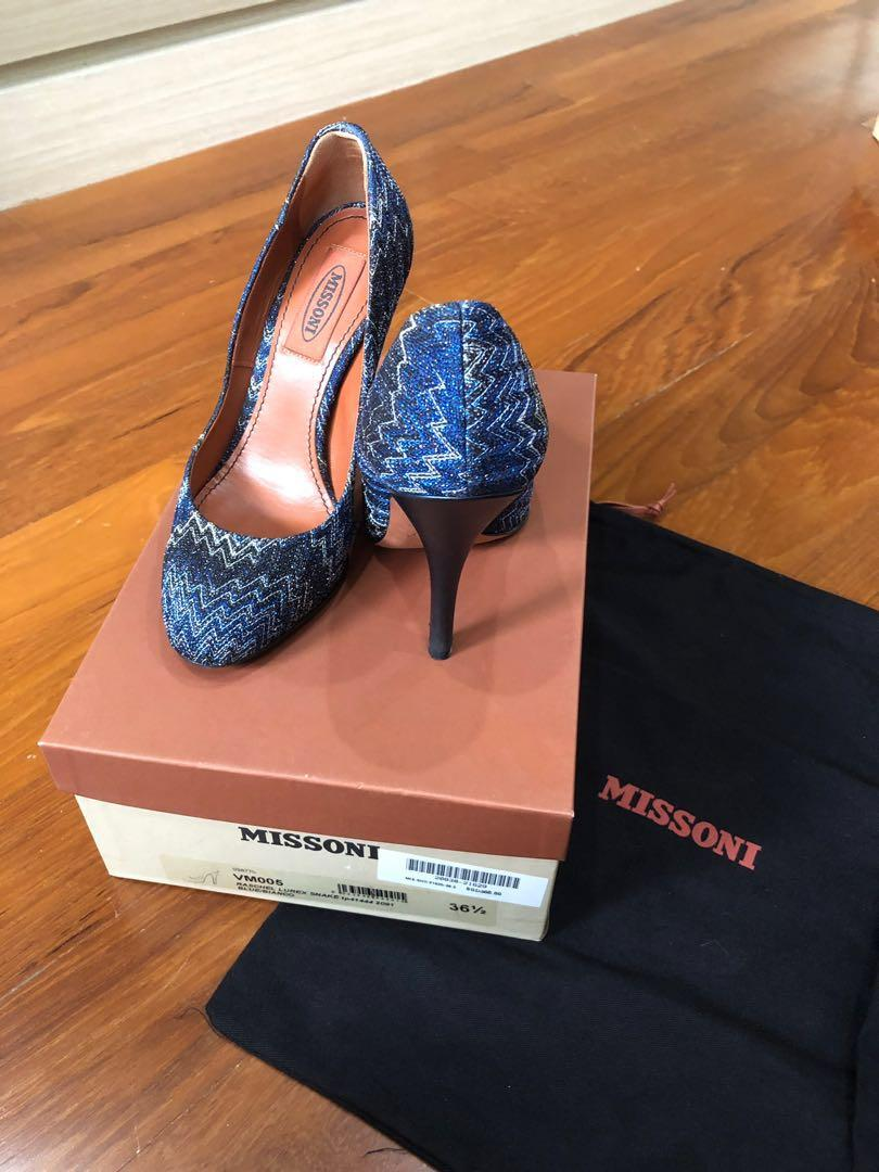 Missoni Heels / Shoes